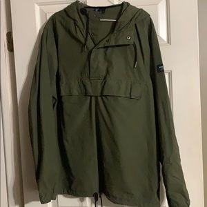 Men's Oliver green pullover